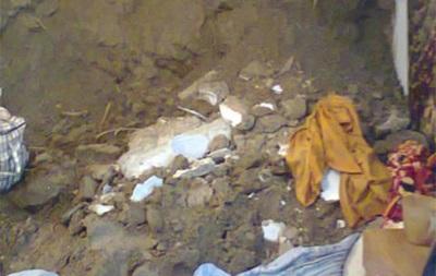 В Николаевской области обрушился дом, погибла женщина – СМИ