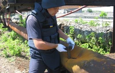На Славянской ТЭС нашли минометный снаряд