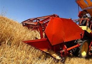 Украина получила от китайцев первый транш аграрного кредита в размере $1,5 млрд