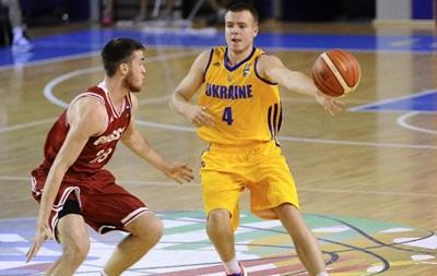 Баскетбол: Украина обыграла Россию на чемпионате Европы U-20