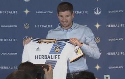 Джеррард рассказал почему он перебрался в MLS