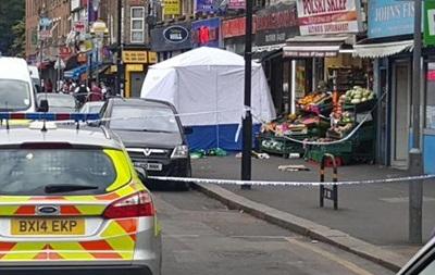 В Лондоне неизвестный в людном месте открыл стрельбу