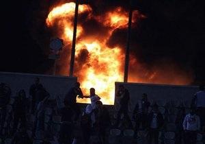 Новости Египта - беспорядки в Египте: В Египте суд подтвердил смертный приговор обвиняемым в трагедии в Порт-Саиде