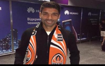 Эдуардо официально вернулся в Шахтер