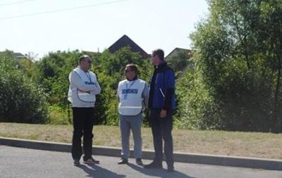 В Мукачево прибыли представители ОБСЕ