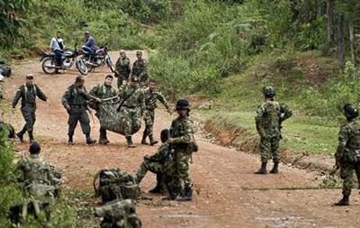 В Колумбии правительство и повстанцы договорились о прекращении огня