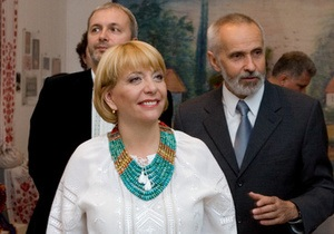 Фонд Катерины Ющенко обвинили в нарушении авторских прав