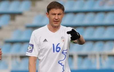 Легендарный форвард Динамо продолжит карьеру в аматорском клубе