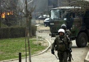 НАТО сократила численность сил безопасности в Косово до 10 тысяч человек