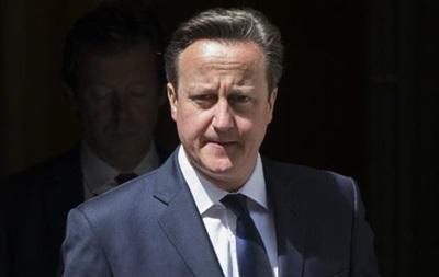 Кэмерон: Великобритании угрожает все более агрессивная Россия