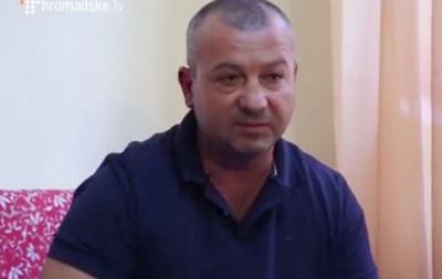 Йовбак из Мукачево: Я не  титушка