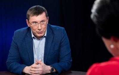 Луценко: Аваков не собирался проводить реформу