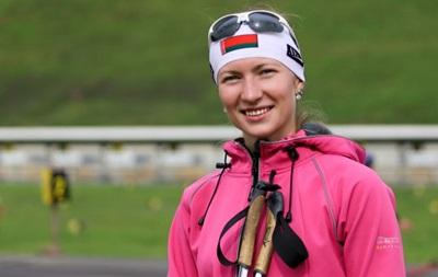 Домрачева готова пропустить следующий биатлонный сезон
