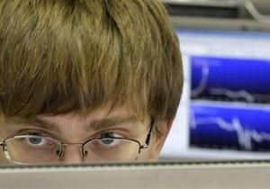 Украинские рынки открылись падением котировок