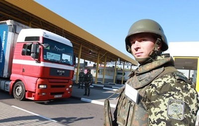 На киевской и одесской таможнях будут работать американцы