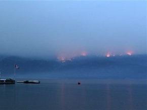 Пожары в Канаде: тысячи человек эвакуированы