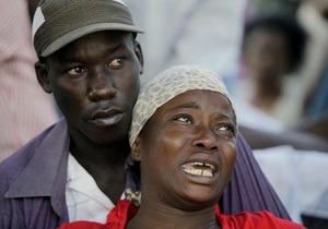 ООН: На Гаити обнаружили тела 9 тысяч погибших