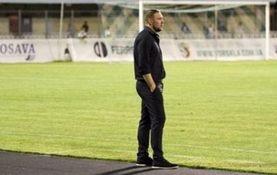 Мы довольны сегодняшней ничьей - главный тренер Черноморца