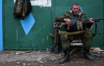 Сепаратисты анонсировали отвод вооружений калибром до 100 мм
