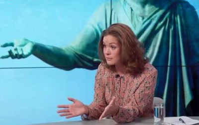 Россиянка Гайдар определилась, с кем воюет Украина