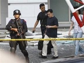 В Джакарте произошел третий взрыв