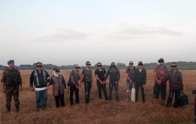Во Львове из плена освобождены незаконные мигранты