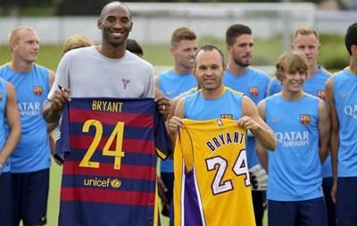 Директор Барселоны: Коби Брайант предложил завершить кареру в нашем клубе
