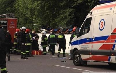 ДТП в Польше: число погибших украинцев возросло до шести