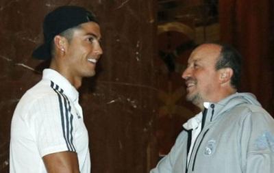 Роналду подарил тренерам и сотрудникам Реала 20 новых телефонов