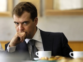 The New York Times: Послание Медведева