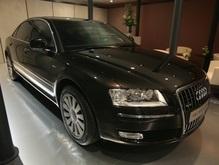 Audi A8 Security – автомобиль для первых лиц