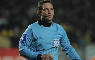 UEFA не включило украинских судей в элитную группу