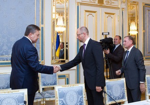 Батьківщина ждет Януковича в Раде