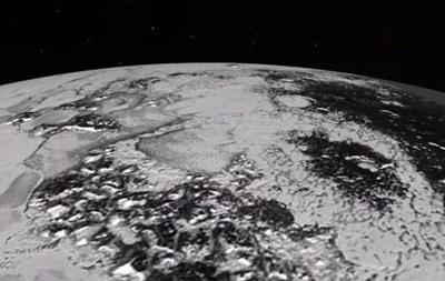 В NASA заметили движение ледников на Плутоне