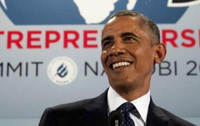Обама: Африка может дать импульс мировому развитию
