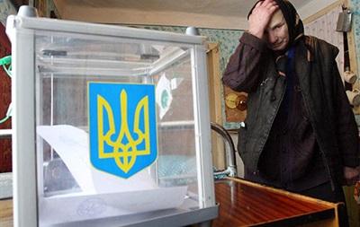 На выборах в Чернигове открылись избирательные участки