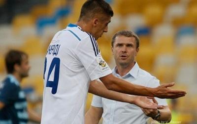 В Динамо простили Хачериди за выходку в матче с Олимпиком