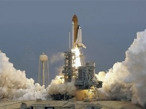 Шаттл Atlantis стартовал с космодрома на мысе Канаверал