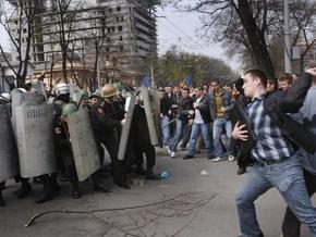 Воронин: Власти Молдовы применят силу в случае повторения беспорядков