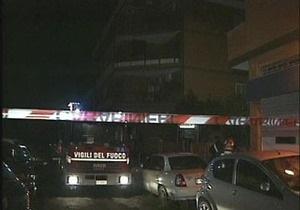 В Риме в результате пожара на дискотеке погибли четыре человека