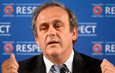 Платини решил бороться за пост президента FIFA - СМИ