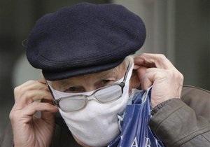 Минздрав: В Украине растет заболеваемость гриппом