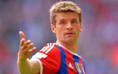 Директор Баварии: Мюллер никогда не покинет клуб