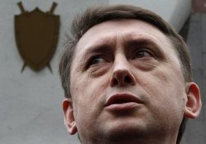 Украинская люстрация: Мельниченко создал свою партию