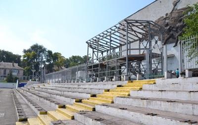 Реконструкция стадиона обойдется Стали в 5 млн долларов