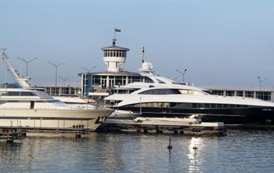 В Баку у бизнесмена угнали 65-метровую яхту