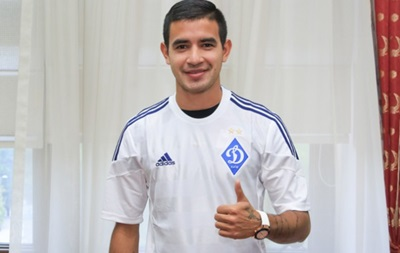 Гонсалес: Игрой в Динамо постараюсь доказать возложенные на меня надежды