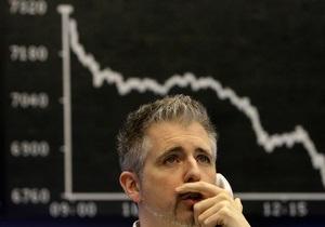 Украинские биржи закрылись падением, в центре внимания - акции Укрнафты и Укртелекома