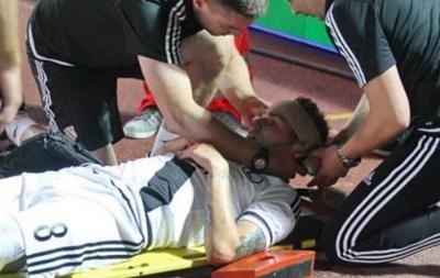 Польському футболісту каменем розбили голову під час матчу Ліги Європи