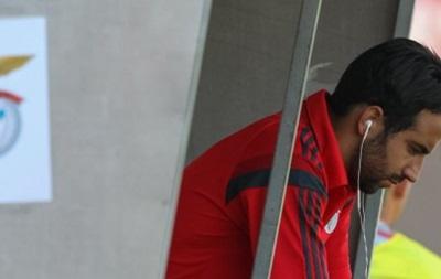Бенфика отдает аргентинца в Днепр против воли игрока